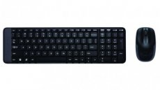 101205 Logitech Wireless Desktop MK220 US int l layout