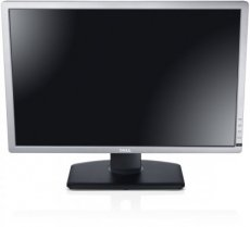 102288 Dell Ultrasharp U2412M Zwart/Zilver 24 inch monitor IPS