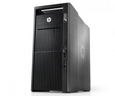 102319 HP Z820 Workstation 64 GB 2x Xeon QC E5-2640 2.5-3Ghz/GTX1050TI 4GB