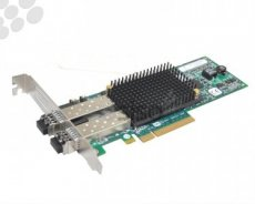 102330 HP 82E 8GB PCIe DUAL PORT HBA w/both bracket AJ763-63002