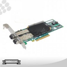 102332 HP 82E 8GB PCIe DUAL PORT HBA + 2 x Fiber Connector