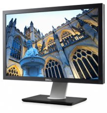 102391 Dell Ultrasharp 2709W Zwart 27 Inch Monitor