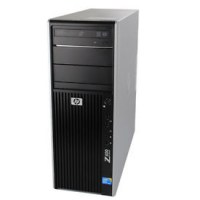 102418 HP Z400 Workstation Quad Core Xeon W3565 -3.2-2.46GHz/8GB/1TB Harddisk/FX1800