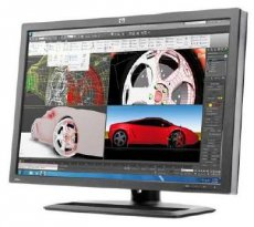 102428 HP ZR30w (VM617AT) Zwart 30 inch S-IPS monitor