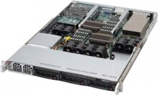 102483 SuperMicro Server 6016GT-TF 2x X5570 96GB RAM met: