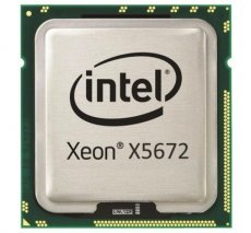 102550 Intel® Xeon® QuadCore Processor X5672 12M Cache 3.2-3.6GHZ met HT 8 Threads