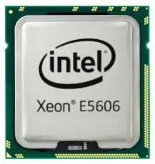 102551 Intel® Xeon® Quad Core Processor E5606 8M Cache 2.13GHz