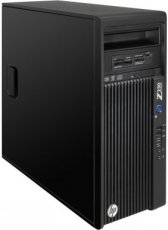 102611 HP Z230 Workstation E3-1225V3 3.2-3.6Gh 16Gb 2Tb 180Gb ssd