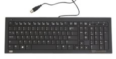 102863 Brand New HP USB Keyboard 539130-031