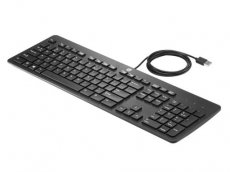 102865 Brand New HP USB Swedish Keyboard 803181-BB1