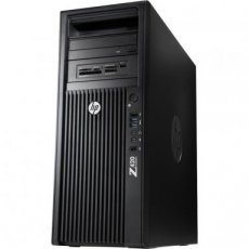 102903 HP Z420 Workstation Eight Core E5-2680 + 16GB/SSD+2TB+Quadro Q600+W7P