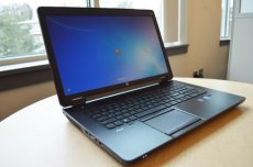 103000 HP ZBook 17 G2 i7-4810MQ 8GB RAM 180GBSSD + K3100M + Win10ProNL