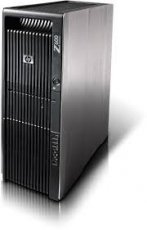 103302 HP Z600 Workstation 2x Six Core X5670 3.2GHz/24GB/2TB/DVD/K420+W10P