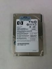 102955 DG072BABCE HP 72GB 3G 10K 2.5 DP SAS HDD