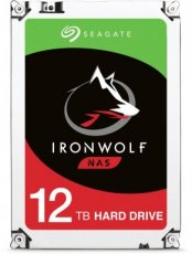 102964 Seagate IronWolf NAS 12TB 7200rpm 256mb SATA 6Gb/s ST12000VN0007