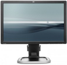 102071 HP L2445w Zilver 24 inch LCD monitor